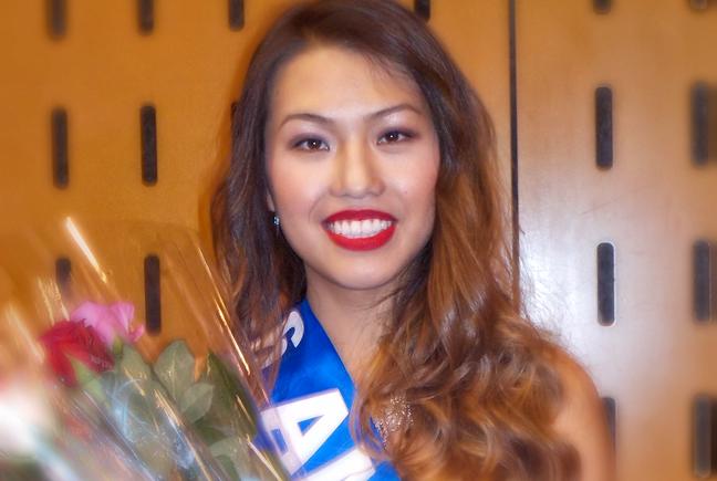 Amély Lyfoung Miss Hmong